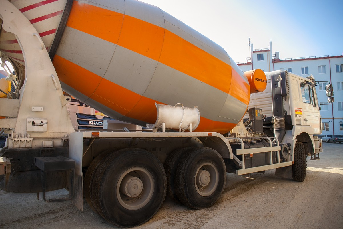 купить бетон тяжелый м50